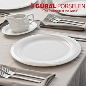 "Collezione X-tanbul bianco ""Gural porselen"""