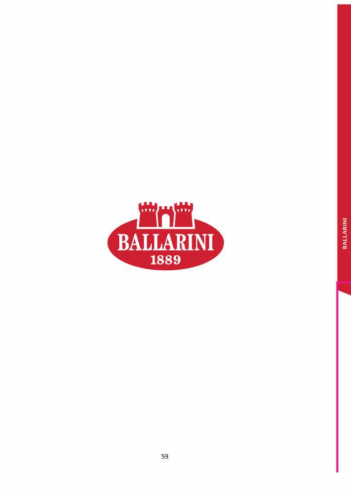 Catalogo Ballarini