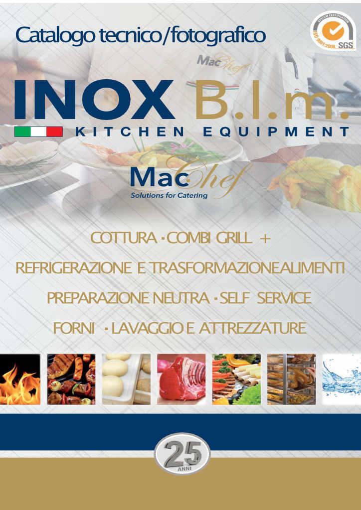 Catalogo Inox Bim