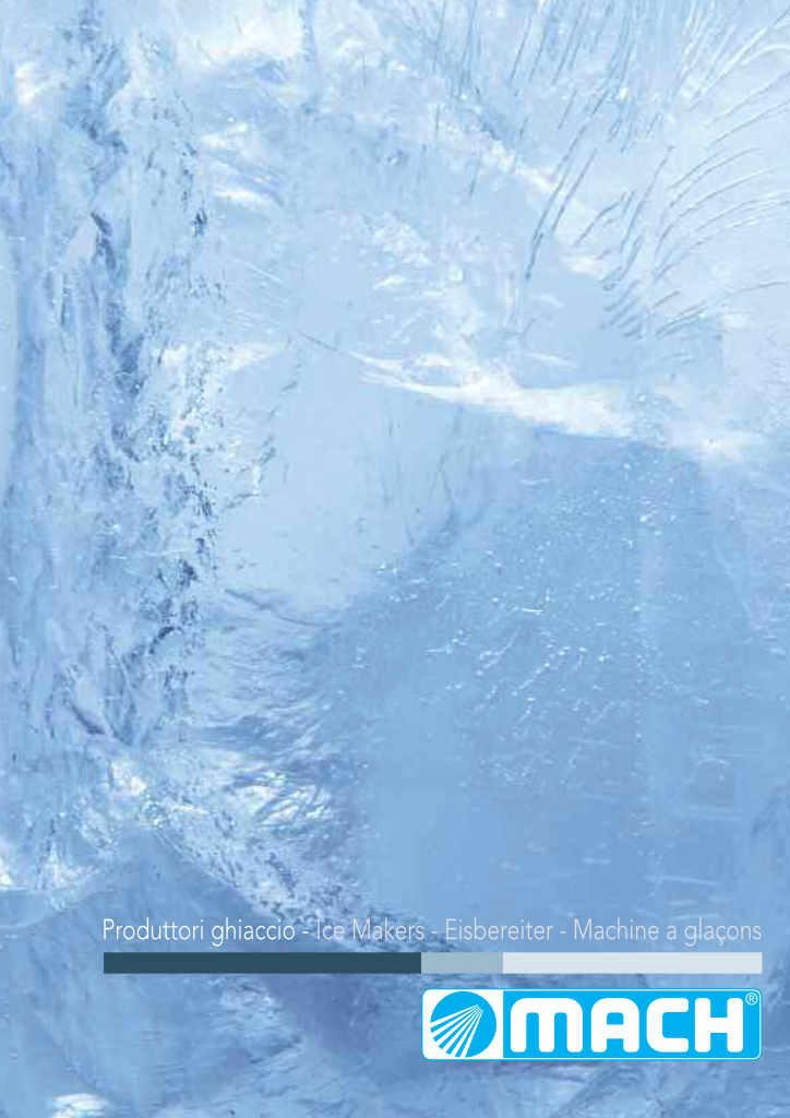 catalogo macchine ghiaccio